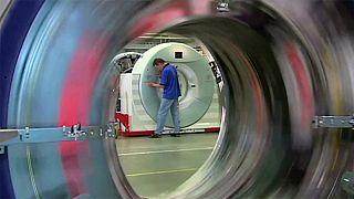 Almanya ekonomisi yılın ilk çeyreğinde yüzde 0.6 büyüdü