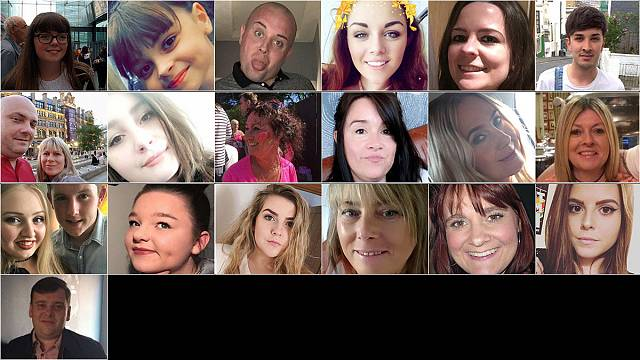 Who died in the Manchester terror attack?