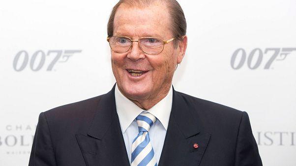 James Bond star Sir Roger Moore dies at 89