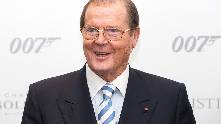 James Bond star Sir Roger Moore dies at 89