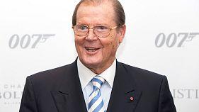 """""""James Bond"""" Sir Roger Moore ist tot"""