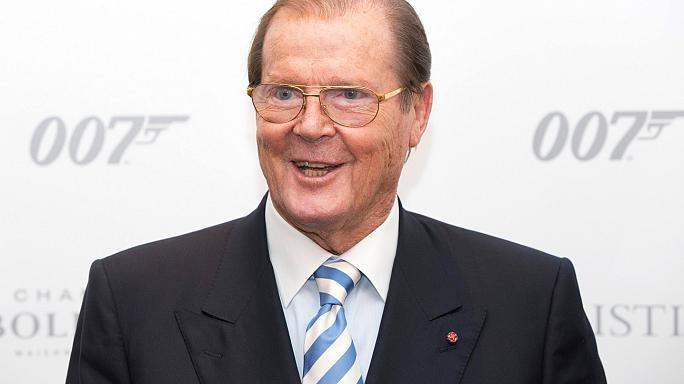"""James Bond"" Sir Roger Moore ist tot"