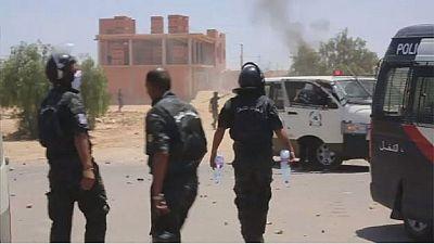 Tunisia: Protester killed as violence escalates
