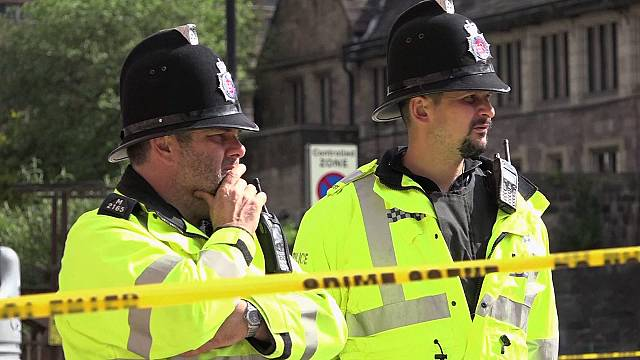 Horror, chaos and anguish in Manchester