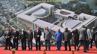 Congo : un nouveau Parlement construit par les Chinois