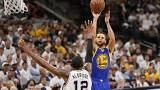 NBA: Warriors in finale, 4-0 agli Spurs