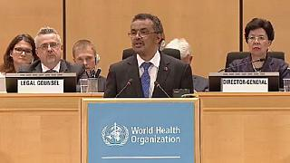 Ethiopia's Tedros elected first African Director-General of WHO