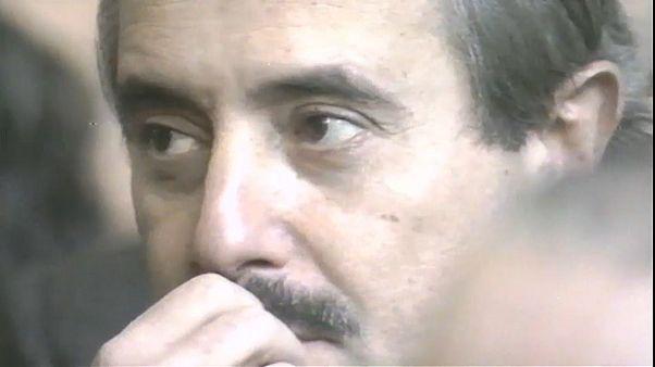 Italia conmemora el asesinato de los jueces antimafia Falcone y Borsellino
