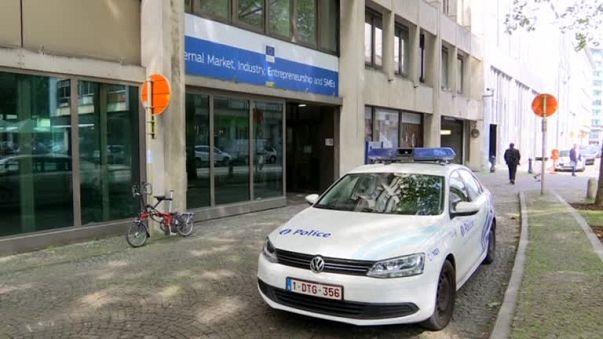 Protestas contra la OTAN en Bruselas