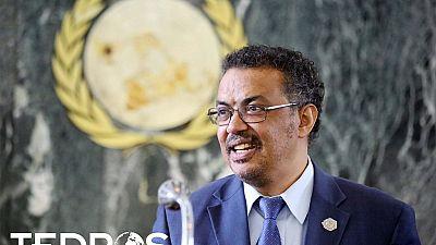 L'Éthiopien Tedros Adhanom Ghebreyesus, premier Africain élu à la tête de l'OMS