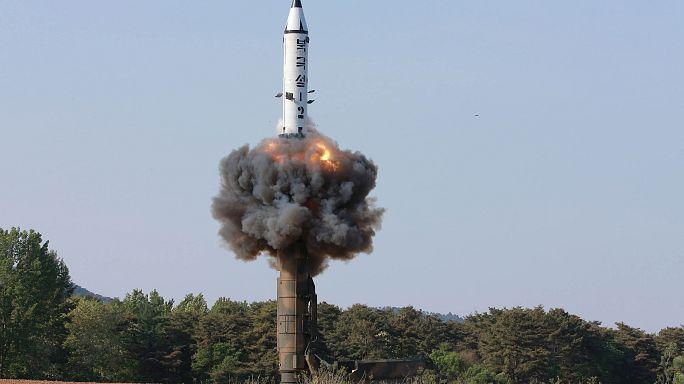 El Consejo de Seguridad de la ONU condenó el último ensayo de misiles de Corea del Norte