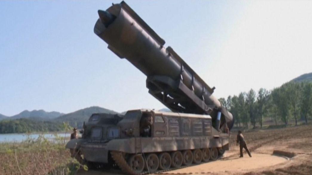 Újabb feszültség Észak-Korea miatt