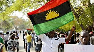 55 Biafra secessionist protesters arrested in Nigeria