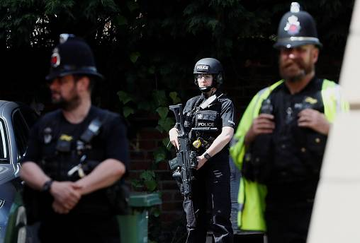 UK raises its terror threat level to critical