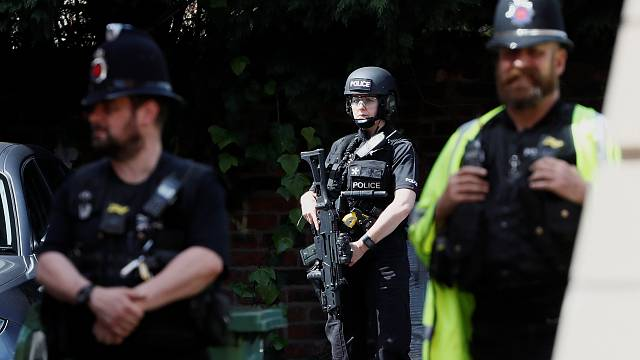 UK raises its terror threat level to critical