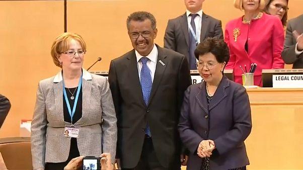 Primeiro africano eleito como diretor-geral da OMS