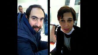 Lehrer im Hungerstreik verhaftet