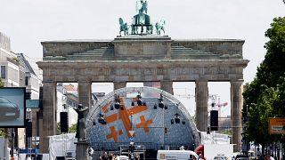 Berlin: Deutscher evangelischer Kirchentag mit Obama