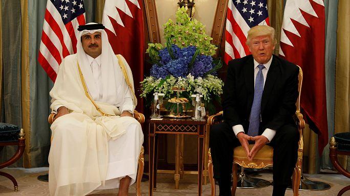 قرصنة الكترونية تستهدفت وكالة الأنباء القطرية وتلفيق تصريحات للأمير