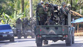 Военное положение на острове Минданао