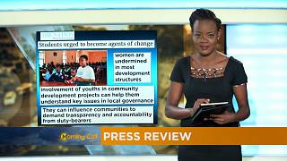 Press Review of May 24, 2017 [The Morning Call]