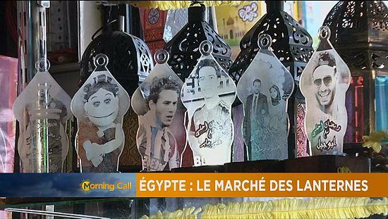 Le marché des lanternes égyptien [Grand Angle]