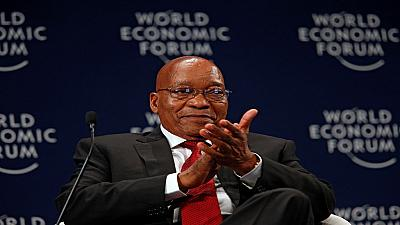 S/AFRICA: Labour federation bans Zuma from rallies