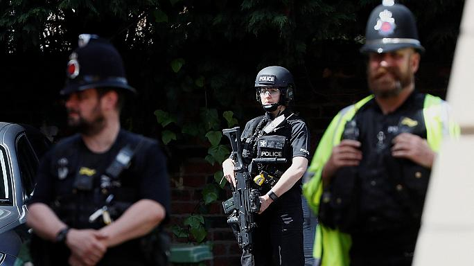 Manchester mobilises as UK police investigate alleged bomber's entourage
