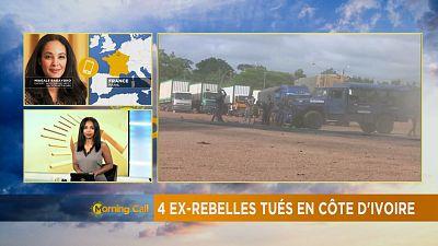 """Côte d'Ivoire: 4 """"démobilisés"""" meurent pendant une manifestation [The Morning Call]"""