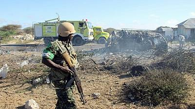 Al Shabaab bombing in Somali capital kills five, injures six