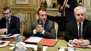 ماکرون به دنبال تمدید وضعیت اضطراری در فرانسه
