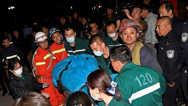 Çin: Maden ocağında sel 6 can aldı