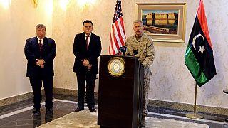 Les États-Unis apportent leur soutien au gouvernement Sarraj