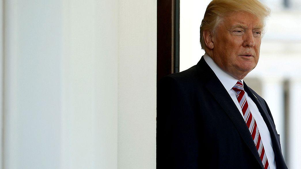 Először vesz részt NATO-tárgyaláson Trump