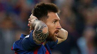 Jogerősen elítélték adócsalásért Lionel Messit