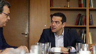 Αλ. Τσίπρας: «Διεκδικούμε καλύτερη λύση για το χρέος»