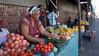 South Africa's April inflation drops to 5.3 percent