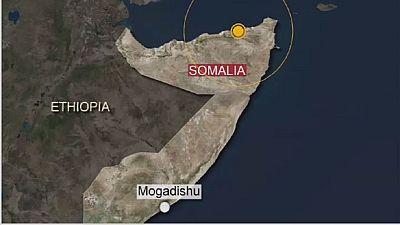 Somalia car bomb kills at least 4 in capital, police say