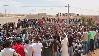 Le Sud tunisien, sous tension, enterre le manifestant tué