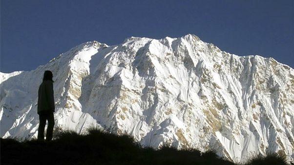 کشف اجساد ۴ کوهنورد در اورست