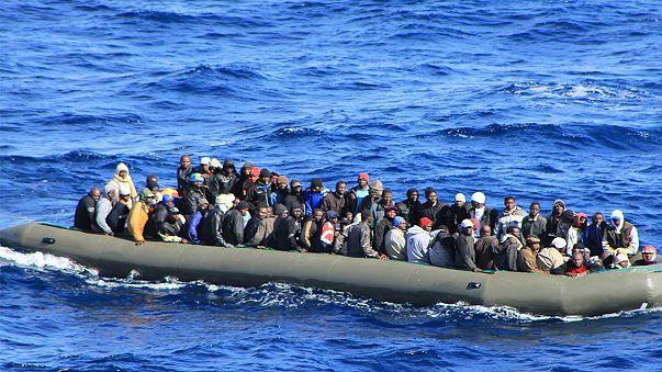 أكثر من 30 مهاجراً لقوا مصرعهم قبالة السواحل الليبية