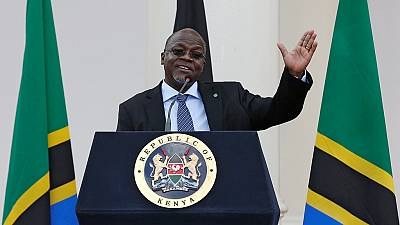 Tanzanian president fires mining minister and chief of state-run agency