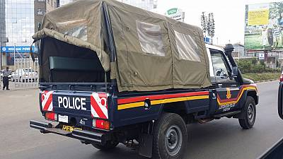 Kenya police round up hundreds of street children for rehabilitation