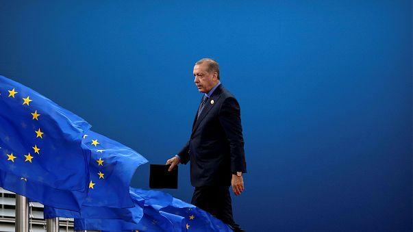Erdogan: Türkei will weiterhin EU beitreten