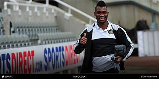 Newcastle sign Ghana's Christian Atsu on four-year contract