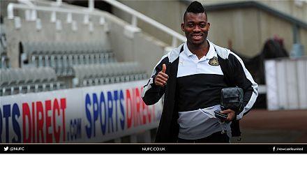 Newcastle sign Ghana's Christian Atsu on four-year contract