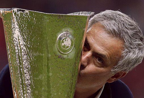 Финал Лиги Европы: победа «Манчестер Юнайтед»