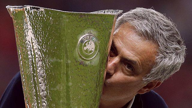 Manchester gewinnt Europa-League-Finale
