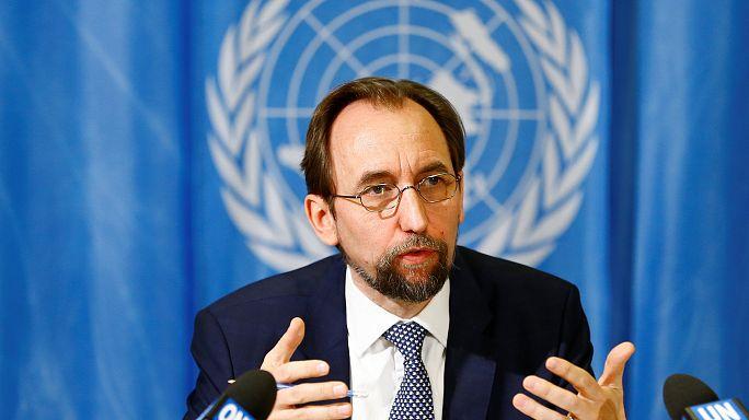 المفوض السامي لحقوق الإنسان يدعو إسرائيل الى تحسين ظروف الأسرى الفلسطينين