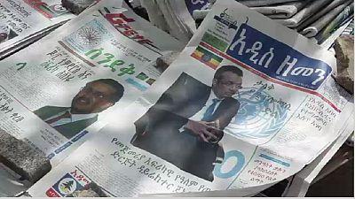 OMS : les Éthiopiens manifestent leur joie après l'élection de Tedros